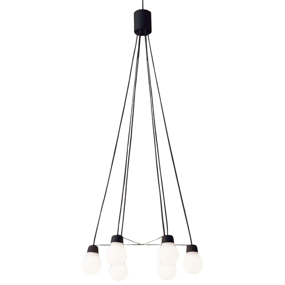 LGB19629BCE1LED吹き抜け灯 ペンダントライト 温白色 天井照明 吊下げ直付タイプ 要電気工事 拡散タイプ 白熱電球60形6灯器具相当 LAMP DESIGNシリーズPanasonic 照明器具