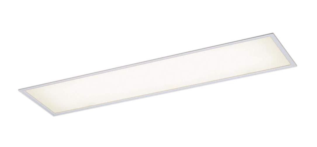 パナソニック Panasonic 照明器具LEDキッチンベースライト 温白色 天井埋込型浅型8H 高気密SB形 拡散タイプ Hf蛍光灯32形2灯器具相当LGB52064LE1