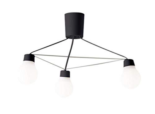 LGB57329BCE1LEDシャンデリア 温白色 吊下げ 天井照明LAMP DESIGNシリーズ 電気工事不要 白熱電球60形3灯器具相当Panasonic 照明器具 居間・リビング向け