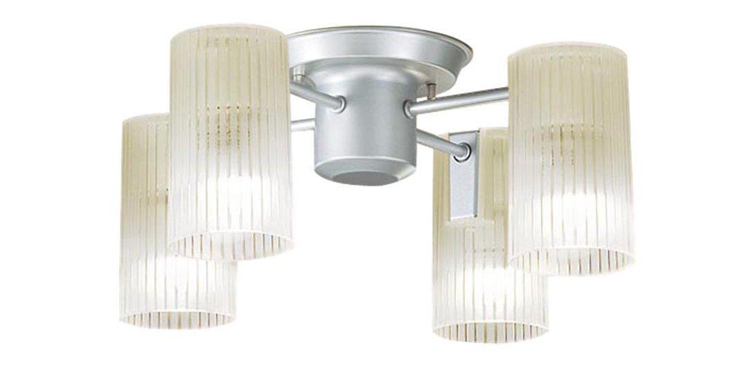 パナソニック Panasonic 照明器具LEDシャンデリア 電球色 40形電球4灯相当LGB57453K