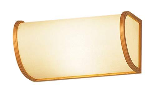 パナソニック Panasonic 照明器具和風LEDブラケットライト 電球色 上面一部開放型はなさび 離 白熱電球40形1灯器具相当LGB81681Z