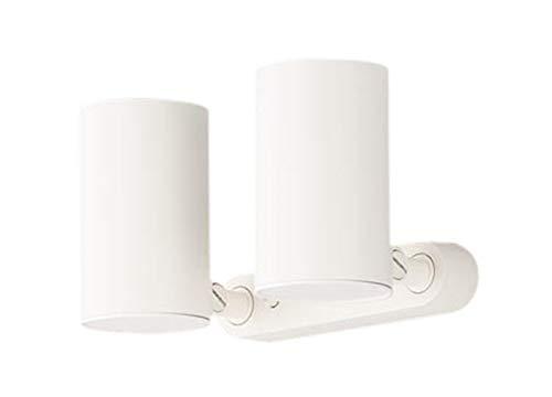 パナソニック Panasonic 照明器具LEDスポットライト 昼白色 美ルック 直付タイプ 2灯拡散タイプ 白熱電球60形2灯器具相当LGB84820LE1