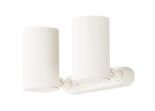 パナソニック Panasonic 照明器具LEDスポットライト 温白色 美ルック 直付タイプ 2灯拡散タイプ 調光タイプ 白熱電球100形2灯器具相当LGB84871LB1