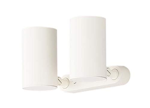 パナソニック Panasonic 照明器具LEDスポットライト 温白色 美ルック 直付タイプ 2灯ビーム角24度 集光タイプ 調光タイプ110Vダイクール電球100形2灯器具相当LGB84881LB1