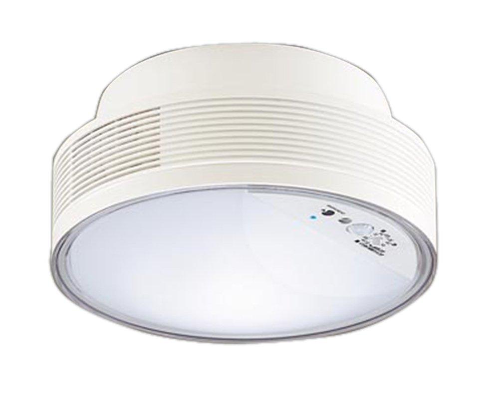 パナソニック Panasonic 照明器具「ナノイー」搭載 LEDシーリングライト 昼白色 拡散タイプ多目的用・白熱電球60形1灯器具相当 FreePa ON/OFF型 明るさセンサ付LGBC55100LE1