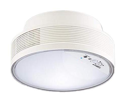 パナソニック Panasonic 照明器具「ナノイー」搭載 LEDシーリングライト 昼白色 拡散タイプトイレ用・白熱電球60形1灯器具相当 FreePa ON/OFF型 明るさセンサ付LGBC55103LE1