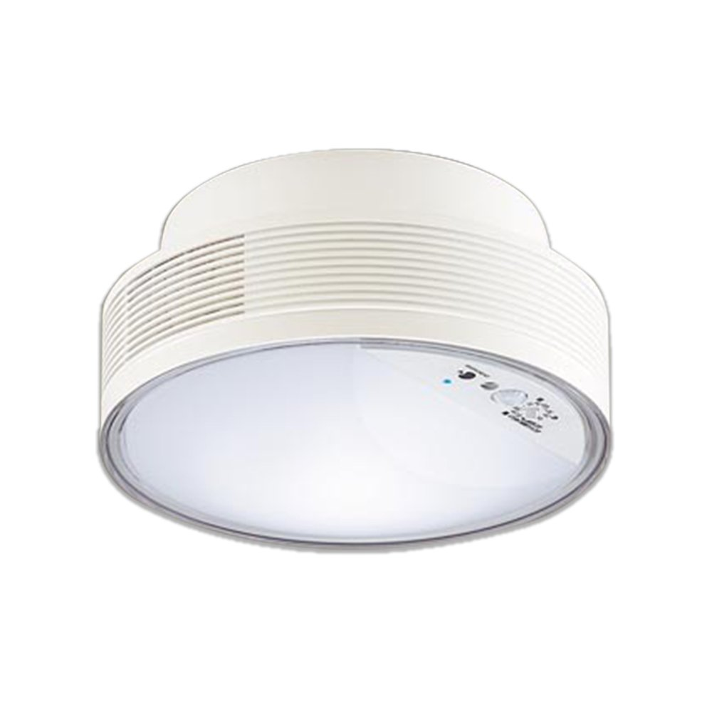 パナソニック Panasonic 照明器具「ナノイー」搭載 LEDシーリングライト 昼白色 拡散タイプ多目的用・白熱電球100形1灯器具相当 FreePa ON/OFF型 明るさセンサ付LGBC55110LE1
