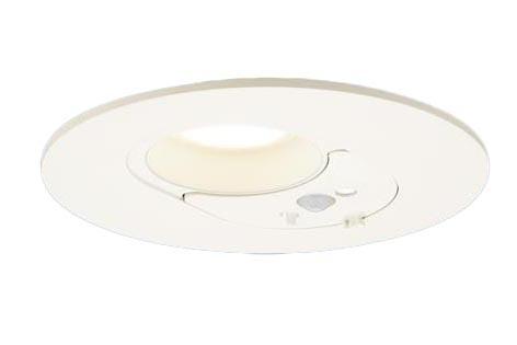 パナソニック Panasonic 照明器具LEDダウンライト トイレ用 電球色 60形電球1灯器具相当浅型8H 高気密SB形 拡散タイプFreePa ON/OFF型 明るさセンサ付LGBC71642LE1