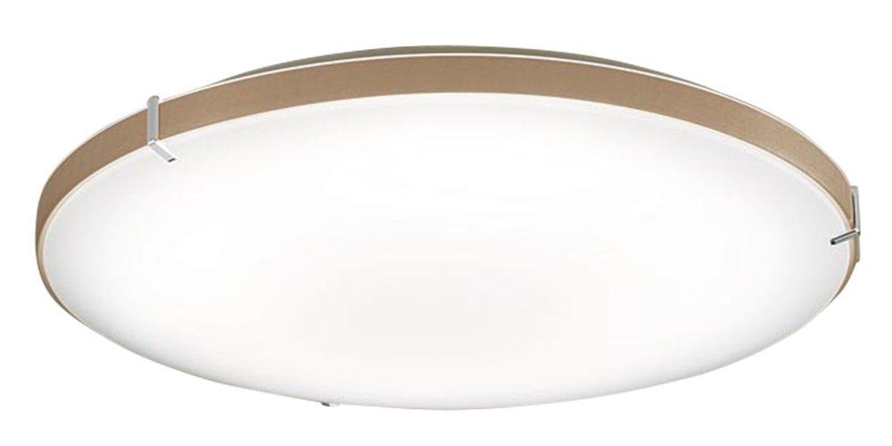 パナソニック Panasonic 照明器具LEDシーリングライト LINK STYLE LED調光・調色タイプ メイプル調 リンクスタイル対応LGBX3479【~12畳】