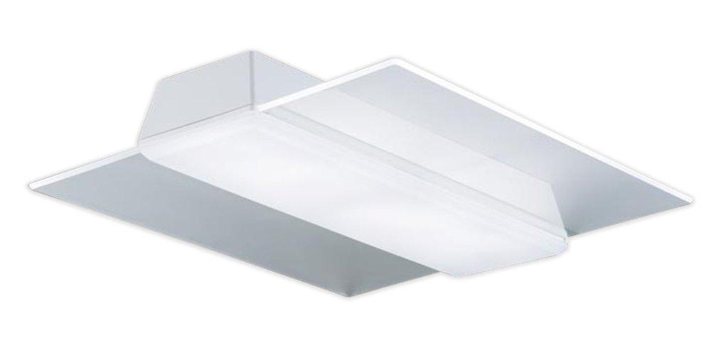 パナソニック Panasonic 照明器具LEDシーリングライト パネルシリーズ AIR PANEL LED調光・調色 角型タイプ クリアパネルLGBZ3189【~12畳】