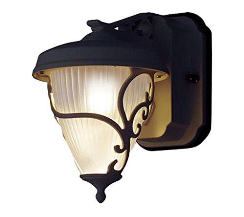 パナソニック Panasonic 照明器具エクステリア クラシカルLEDポーチライト60形電球1灯相当 電球色 防雨型LGW80241LE1