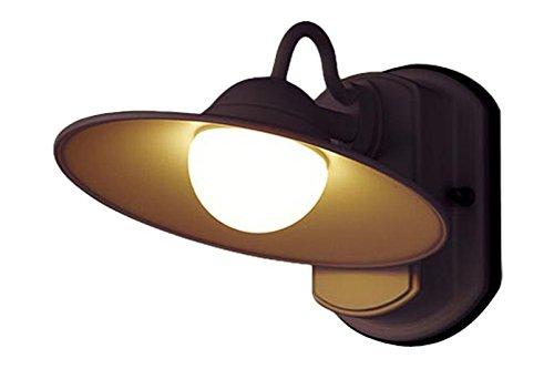 パナソニック Panasonic 照明器具エクステリア ヴィンテージLEDポーチライト60形電球1灯相当 電球色 防雨型LGW80245LE1