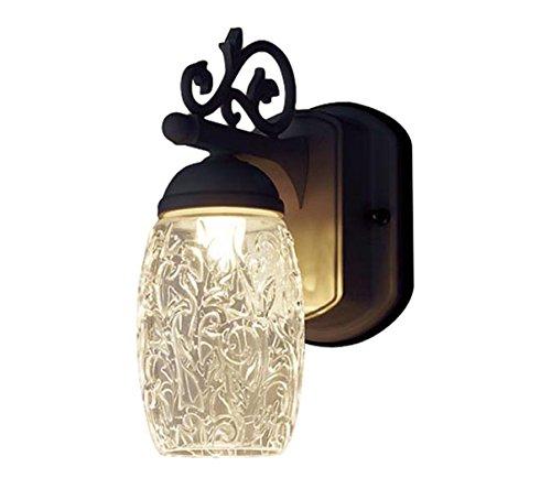 パナソニック Panasonic 照明器具エクステリア エレガントLEDポーチライト60形電球1灯相当 電球色 防雨型LGW80256LE1