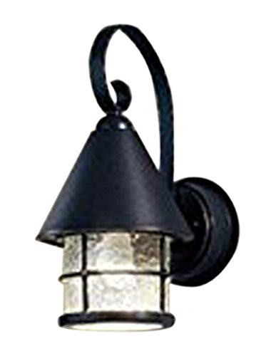 パナソニック Panasonic 照明器具エクステリア LEDポーチライト 電球色40形電球1灯器具相当 密閉型 防雨型LGW85044BK