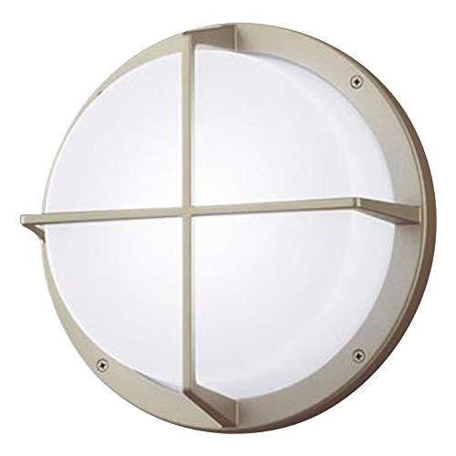パナソニック Panasonic 照明器具LEDポーチライト 昼白色 拡散タイプ密閉型 防雨型 白熱電球60形1灯器具相当LGW85230YCE1