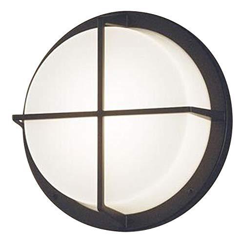 パナソニック Panasonic 照明器具LEDポーチライト 温白色 拡散タイプ密閉型 防雨型 白熱電球60形1灯器具相当LGW85231BCE1