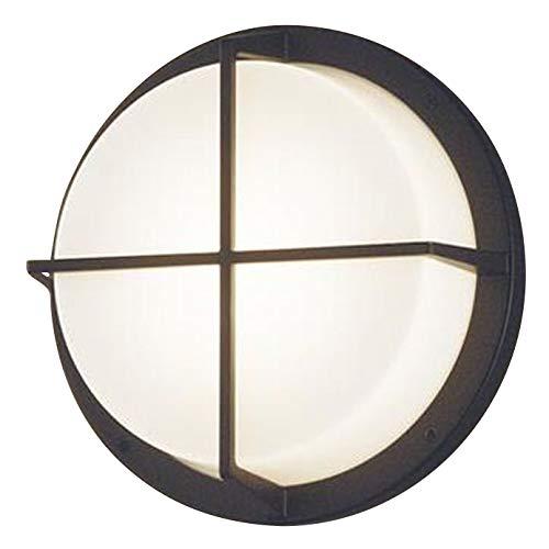 パナソニック Panasonic 照明器具LEDポーチライト 電球色 拡散タイプ密閉型 防雨型 白熱電球60形1灯器具相当LGW85232BCE1