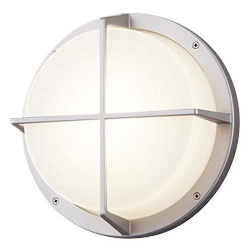 パナソニック Panasonic 照明器具LEDポーチライト 電球色 拡散タイプ密閉型 防雨型 白熱電球60形1灯器具相当LGW85232SCE1