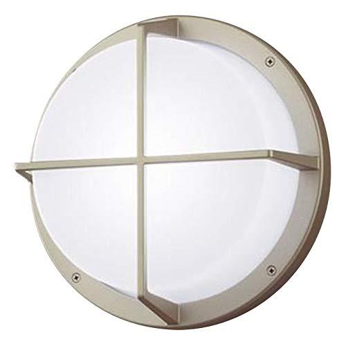 パナソニック Panasonic 照明器具LEDポーチライト 昼白色 拡散タイプ密閉型 防雨型 白熱電球40形1灯器具相当LGW85240YCE1