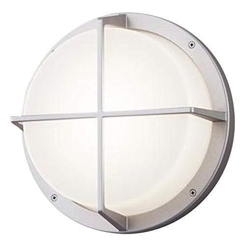 パナソニック Panasonic 照明器具LEDポーチライト 温白色 拡散タイプ密閉型 防雨型 白熱電球40形1灯器具相当LGW85241SCE1
