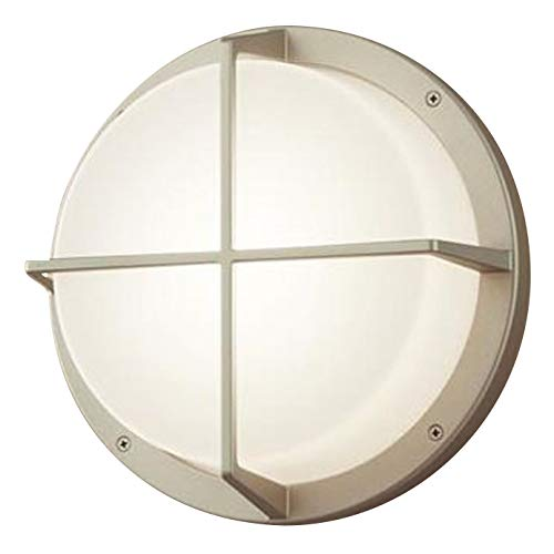 パナソニック Panasonic 照明器具LEDポーチライト 温白色 拡散タイプ密閉型 防雨型 白熱電球40形1灯器具相当LGW85241YCE1
