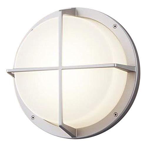 パナソニック Panasonic 照明器具LEDポーチライト 電球色 拡散タイプ密閉型 防雨型 白熱電球40形1灯器具相当LGW85242SCE1