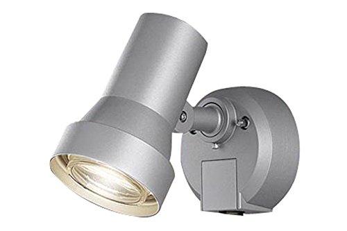 パナソニック Panasonic 照明器具LEDスポットライト 勝手口灯 電球色 防雨型FreePa フラッシュ ON/OFF型(連続点灯可能)明るさセンサ付 50形電球相当LGWC45030SF