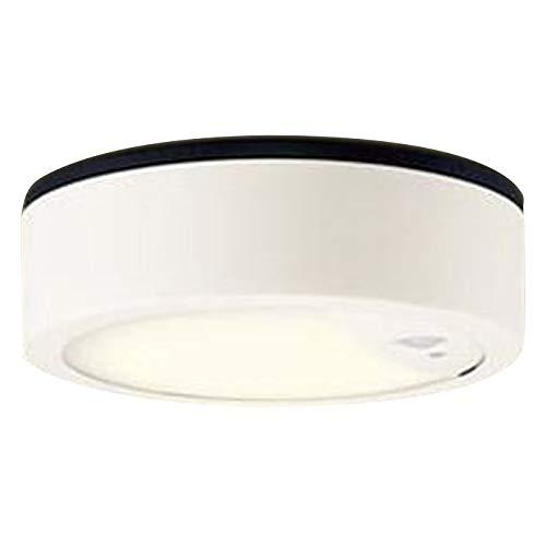 パナソニック Panasonic 照明器具LEDダウンシーリングライト 直付 電球色 拡散タイプ防雨型 FreePaお出迎え シンプルタイマー明るさセンサ付 段調光省エネ型 白熱電球100形1灯器具相当LGWC51501LE1