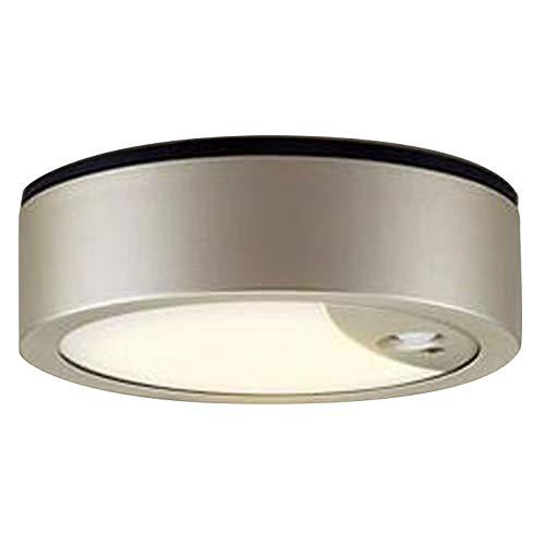 パナソニック Panasonic 照明器具LEDダウンシーリングライト 直付 電球色 拡散タイプ防雨型 FreePaお出迎え シンプルタイマー明るさセンサ付 段調光省エネ型 白熱電球100形1灯器具相当LGWC51503LE1
