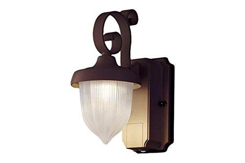 パナソニック Panasonic 照明器具エクステリア FreePaお出迎え LEDポーチライト60形電球1灯相当 電球色 段調光省エネ型 防雨型LGWC80235LE1