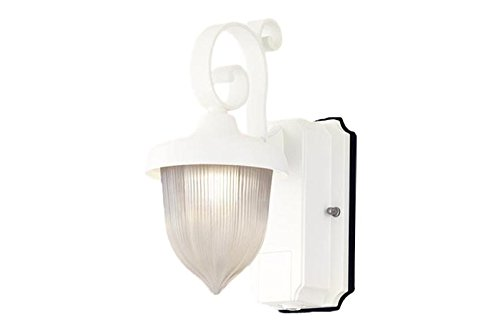 パナソニック Panasonic 照明器具エクステリア FreePaお出迎え LEDポーチライト60形電球1灯相当 電球色 段調光省エネ型 防雨型LGWC80237LE1