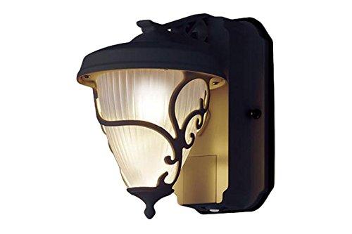 パナソニック Panasonic 照明器具エクステリア FreePaお出迎え クラシカルLEDポーチライト60形電球1灯相当 電球色 段調光省エネ型 防雨型LGWC80241LE1