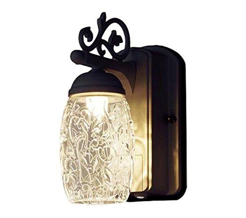 照明器具やエアコンの設置工事も承ります 安心の定価販売 電設資材の激安総合ショップ LGWC80256LE1エクステリア 信頼 FreePaお出迎え エレガントLEDポーチライト60形電球1灯相当 電球色 照明器具 防雨型Panasonic 屋外用 段調光省エネ型 玄関灯