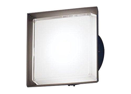 パナソニック Panasonic 照明器具LEDポーチライト 昼白色 拡散タイプ 密閉型防雨型 FreePaお出迎え 段調光省エネ型明るさセンサ付 40形電球相当LGWC80322LE1