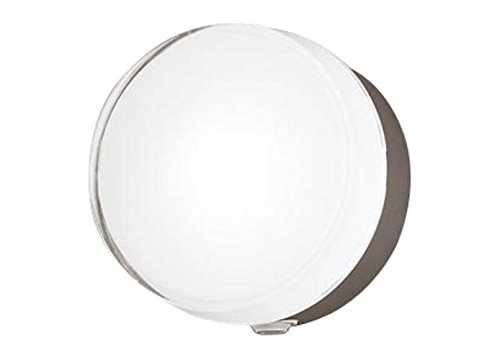 パナソニック Panasonic 照明器具LEDポーチライト 昼白色 拡散タイプ 密閉型防雨型 FreePaお出迎え 段調光省エネ型明るさセンサ付 40形電球相当LGWC80335LE1
