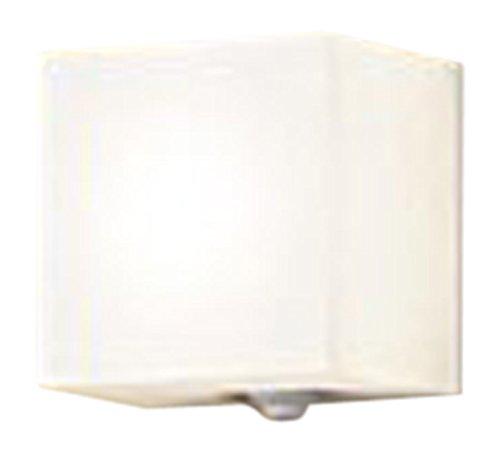 パナソニック Panasonic 照明器具LEDポーチライト 設備照明コーディネイトシリーズFreePaお出迎え 明るさセンサ付40形電球1灯相当 電球色 拡散タイプ 防雨型 非調光LGWC80350LE1