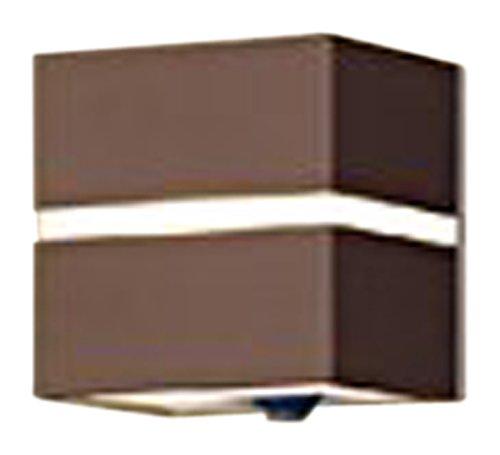パナソニック Panasonic 照明器具LEDポーチライト 設備照明コーディネイトシリーズFreePaお出迎え 明るさセンサ付40形電球1灯相当 電球色 拡散タイプ 防雨型 非調光LGWC80353LE1