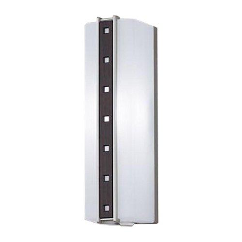 パナソニック Panasonic 照明器具LEDポーチライト 昼白色 拡散タイプ 防雨型FreePaお出迎え 段調光省エネ型明るさセンサ付 40形電球相当LGWC80430LE1