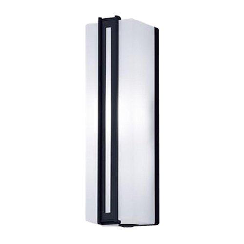 パナソニック Panasonic 照明器具LEDポーチライト 昼白色 拡散タイプ 防雨型FreePaお出迎え 段調光省エネ型明るさセンサ付 40形電球相当LGWC80433LE1