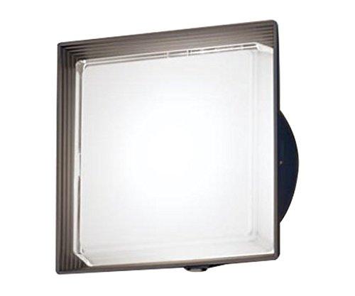 パナソニック Panasonic 照明器具LEDポーチライト 昼白色 拡散タイプ 密閉型FreePaお出迎え フラッシュ 段調光省エネ型防雨型 明るさセンサ付 40形電球相当LGWC81322LE1