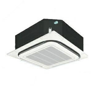 ダイキン 中温用エアコン 中温用インバーターZEAS天井埋込カセット形ラウンドフロー 3HPタイプLSGYP3F(冷暖兼用 三相200V ワイヤード)