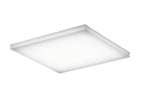 大光電機 施設照明LED一体型デザインベースライト FHP32W×3灯相当 埋込形フレームレス □450タイプ 温白色 非調光LZB-91102AWE