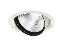 大光電機 施設照明LEDユニバーサルダウンライト miracoQ+LZ4C CDM-T70W相当 COBタイプ18°中角形 白色 調光LZD-91965NWV