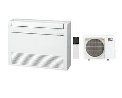 MFZ-HK4017AS (おもに14畳用)三菱電機 ズバ暖霧ヶ峰 床置形 ハウジングエアコン 住宅設備用