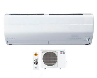 三菱電機 住宅用エアコンズバ暖霧ヶ峰 HXVシリーズ(2019)MSZ-HXV6319S(おもに20畳用・単相200V)