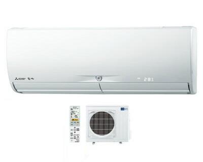 三菱電機 住宅用エアコン霧ヶ峰 JXVシリーズ(2018)MSZ-JXV6318S(おもに20畳用・単相200V)
