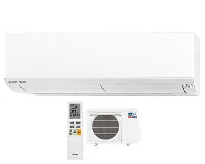 三菱電機 住宅用エアコンズバ暖霧ヶ峰 NXVシリーズ(2019)MSZ-NXV2819S(おもに10畳用・単相200V)