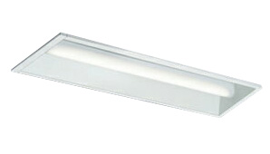 三菱電機 施設照明LEDライトユニット形ベースライト Myシリーズ20形 FHF16形×1灯高出力相当 一般タイプ 連続調光埋込形 220幅 昼光色MY-B215233/D AHZ