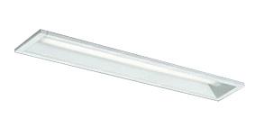 三菱電機 施設照明LEDライトユニット形ベースライト Myシリーズ20形 FHF16形×2灯高出力相当 一般タイプ 連続調光埋込形 100幅 白色MY-B230230/W AHZ