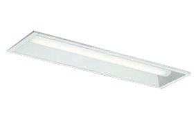 三菱電機 施設照明LEDライトユニット形ベースライト Myシリーズ20形 FHF16形×2灯高出力相当 一般タイプ 段調光埋込形 150幅 温白色MY-B230231/WW AHTN